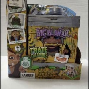 Crate Creatures Surprise NANNERS Big Blowout